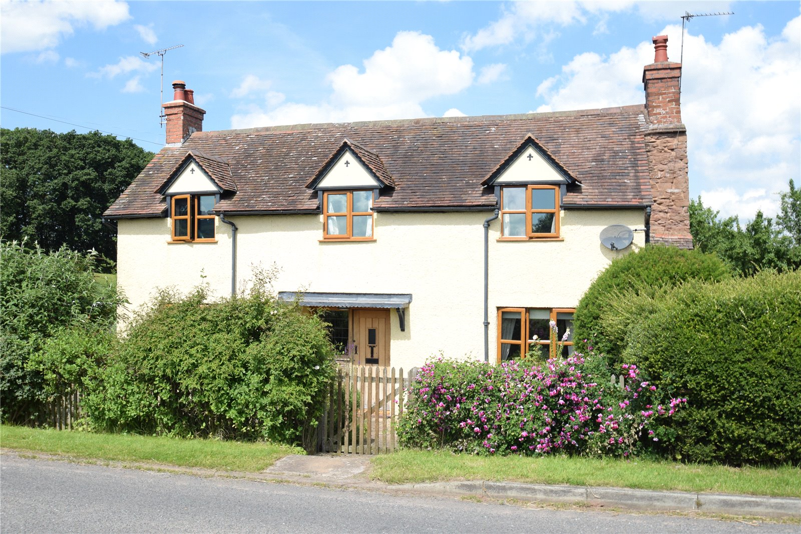 Gorsty Cottage, St. Michaels, Tenbury Wells, WR15