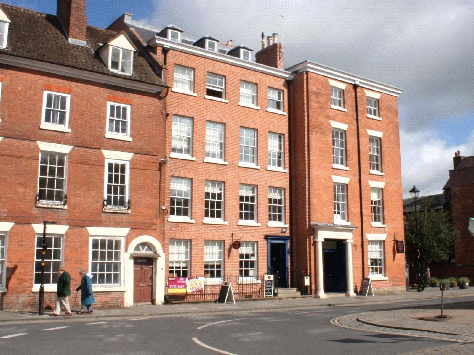 Flat 11, 16 Castle Street, Ludlow, Shropshire, SY8
