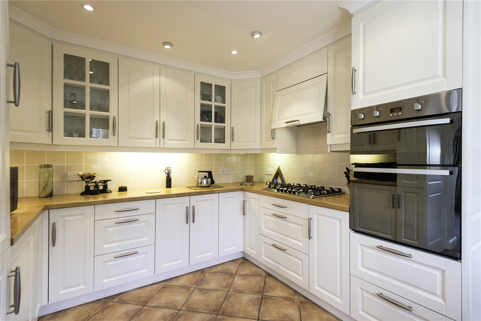 Treetops, Orchard Rise, Richards Castle, Ludlow, Herefordshire, SY8