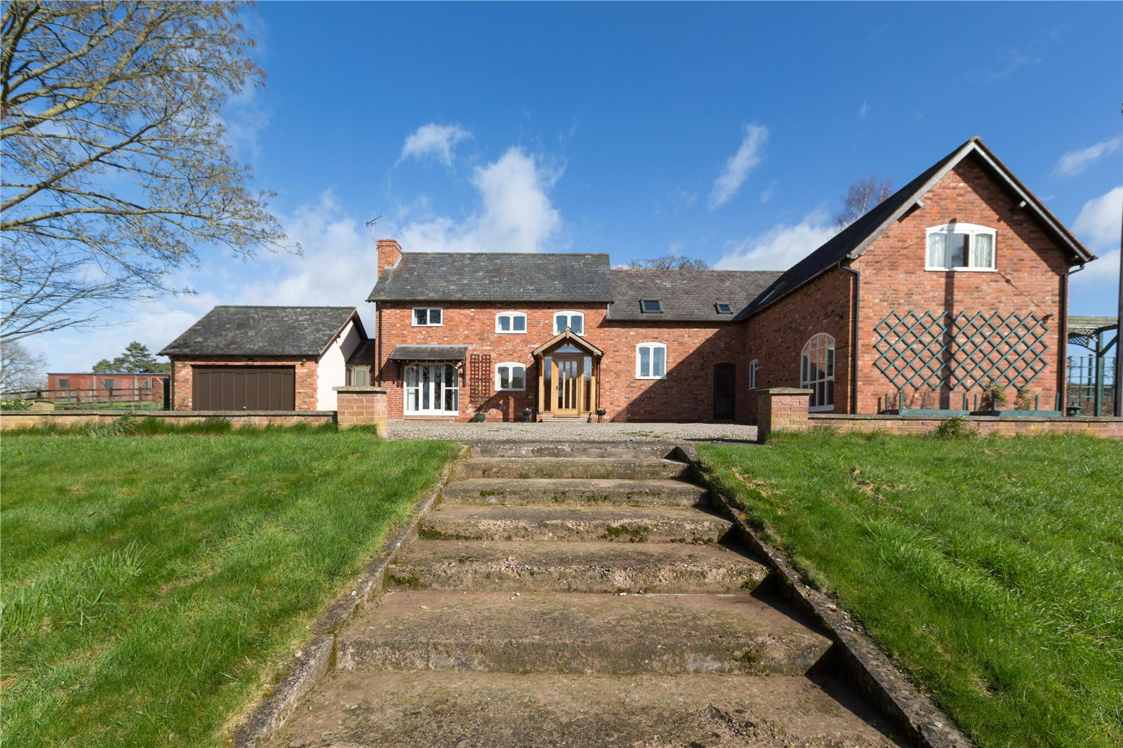 The Coach House, Eyton, Leominster, HR6