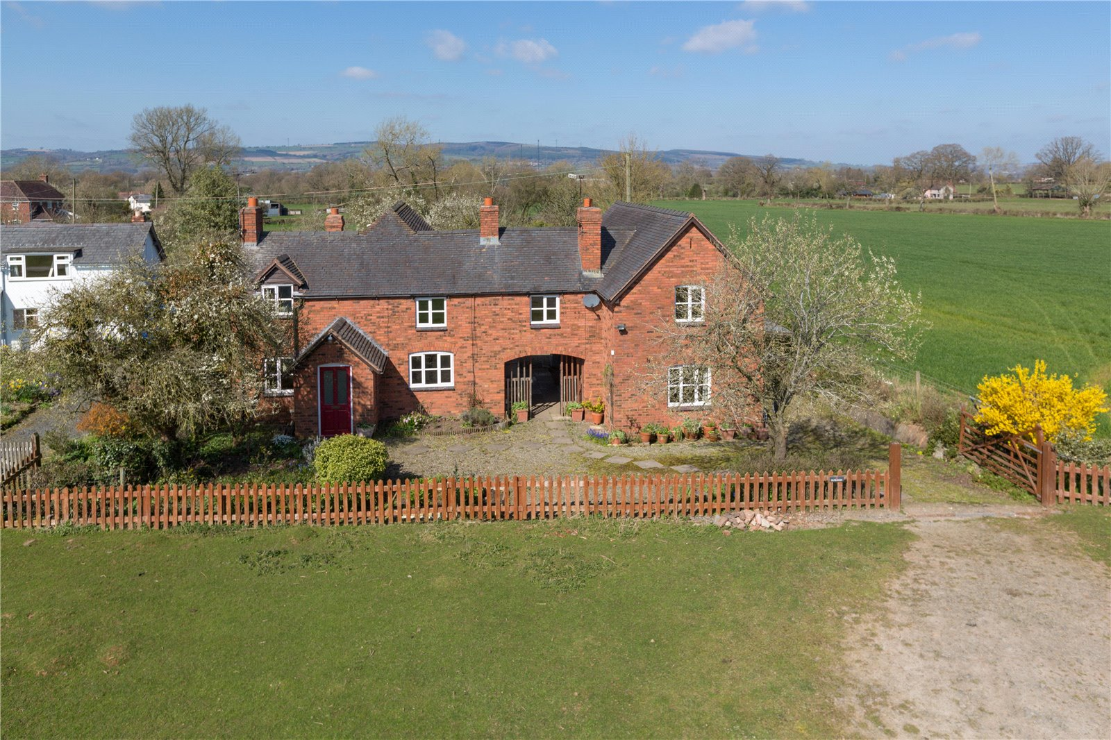 Elmleigh, School Lane, Brimfield, Ludlow, SY8