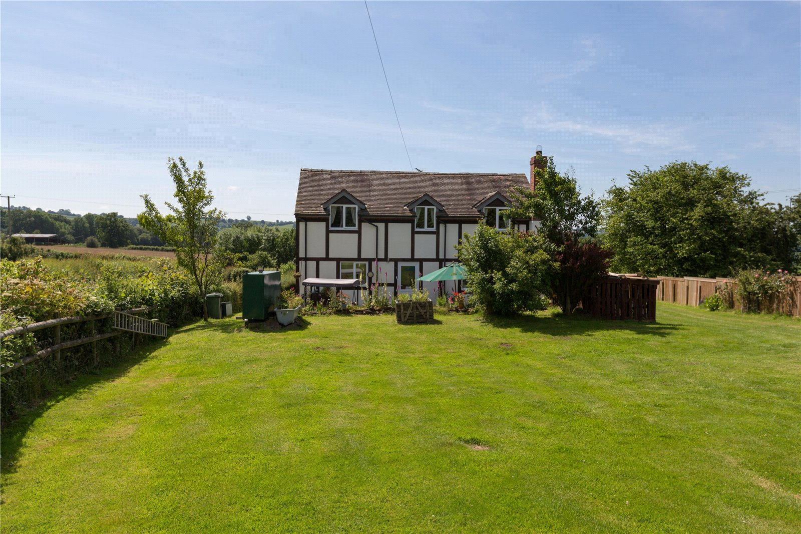Lane Cottage, The Heath, Near Ludlow, Shropshire, SY7