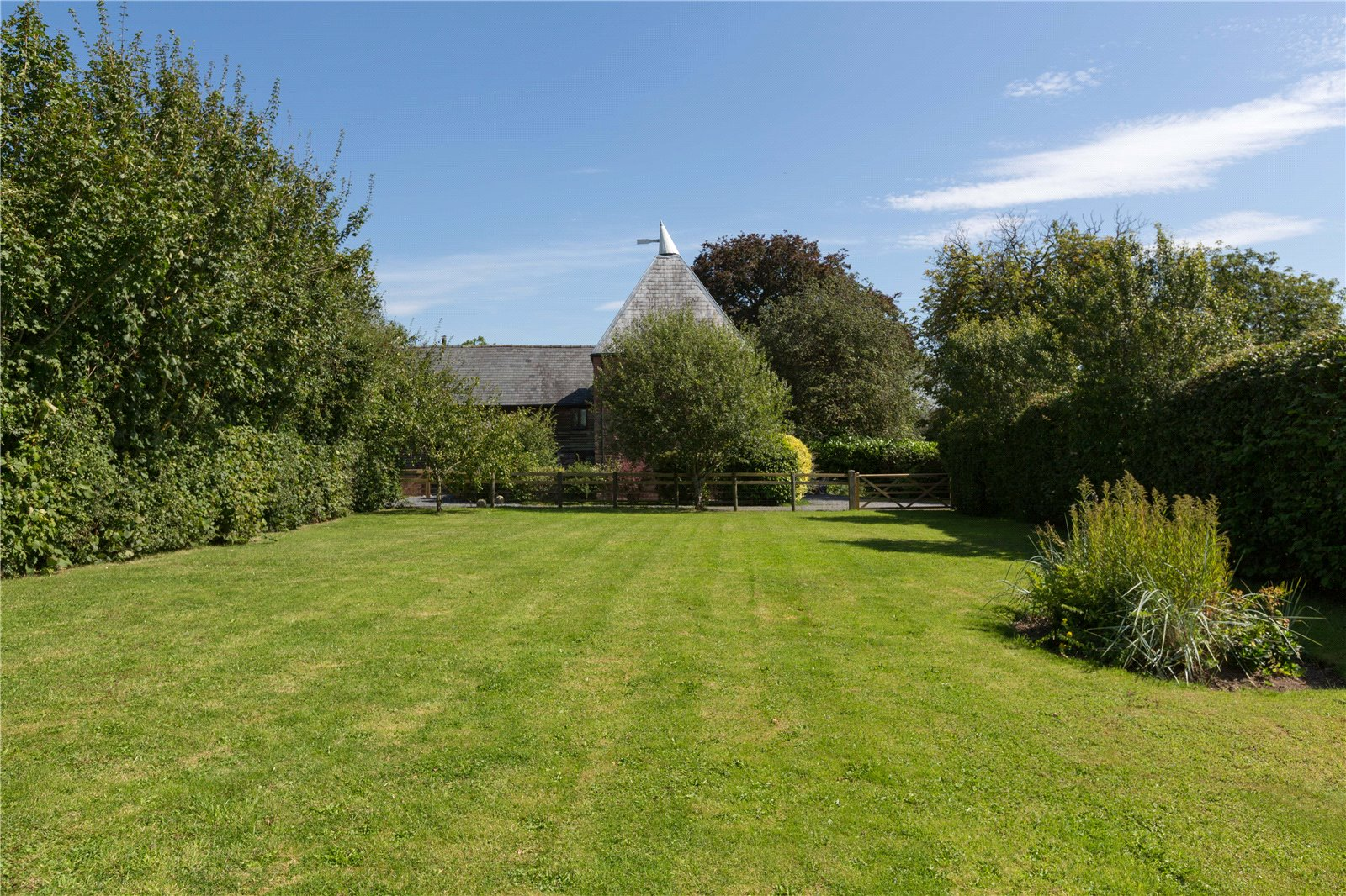 The Oast House, Tunnel Lane, Orleton, Herefordshire, SY8