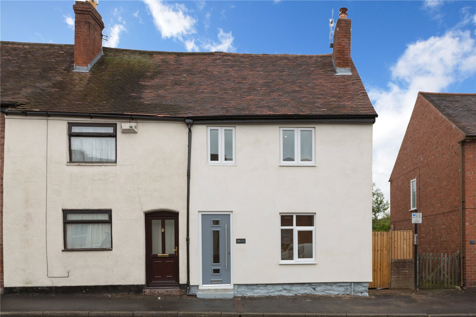 121 Old Street, Ludlow, Shropshire, SY8