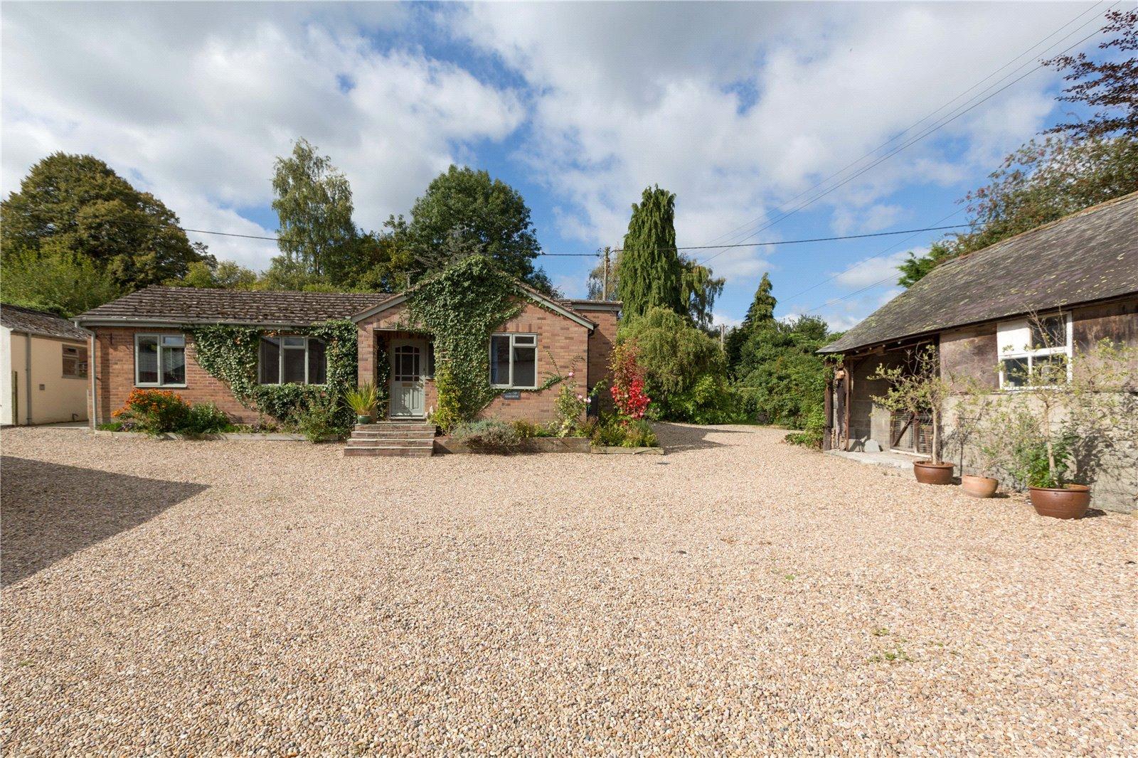 Castle Gardens, Wigmore, Leominster, HR6