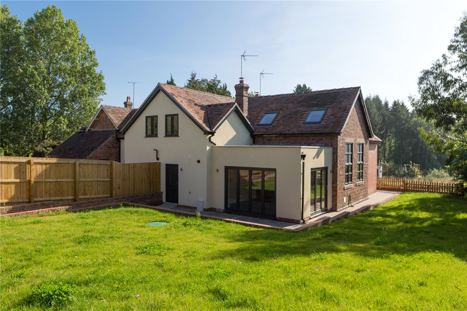 1, The Classroom House, Hopton Wafers, Kidderminster, DY14