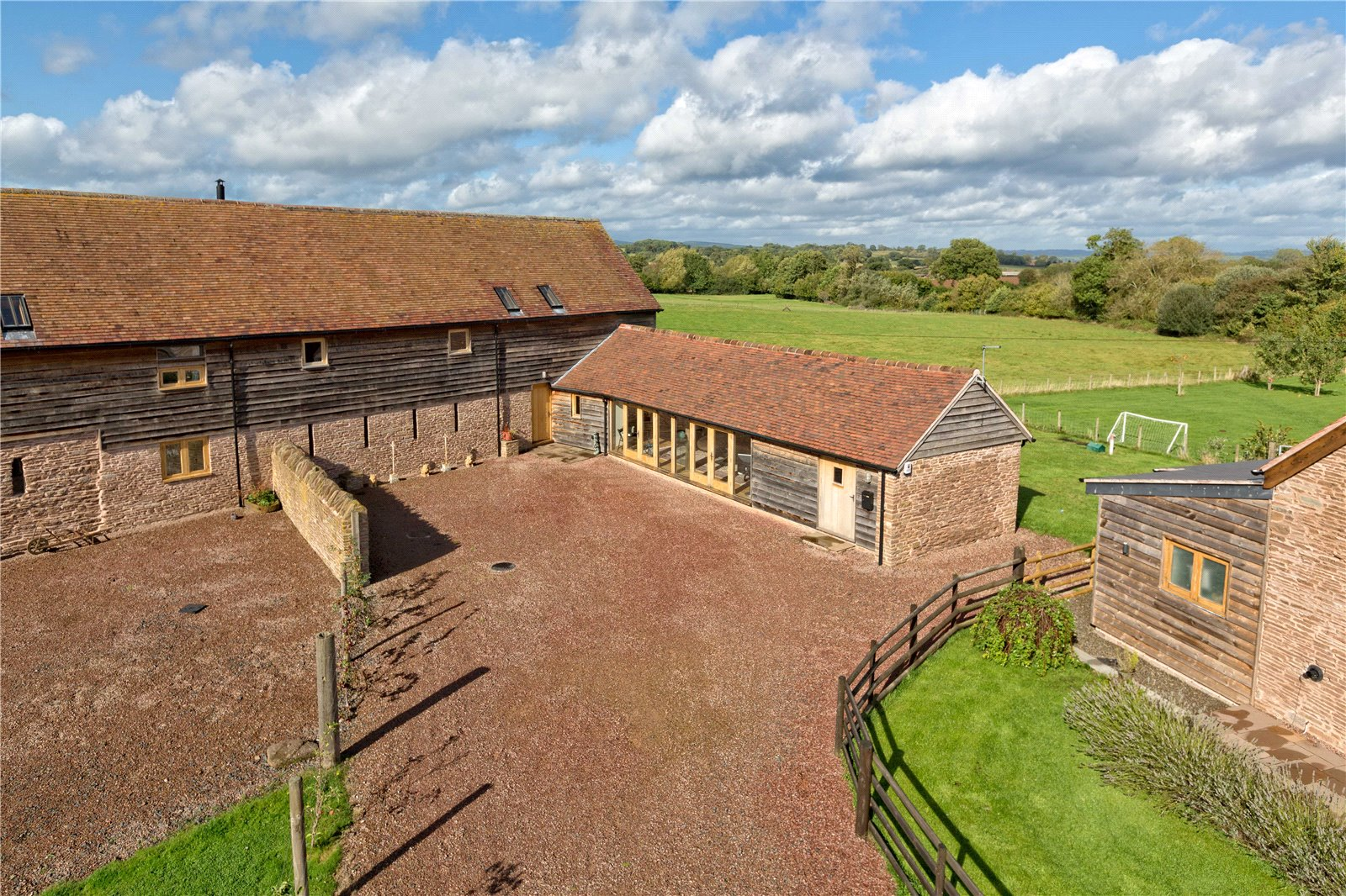 Clee View , Upper Easton Farm, Leysters, Leominster, Herefordshire, HR6