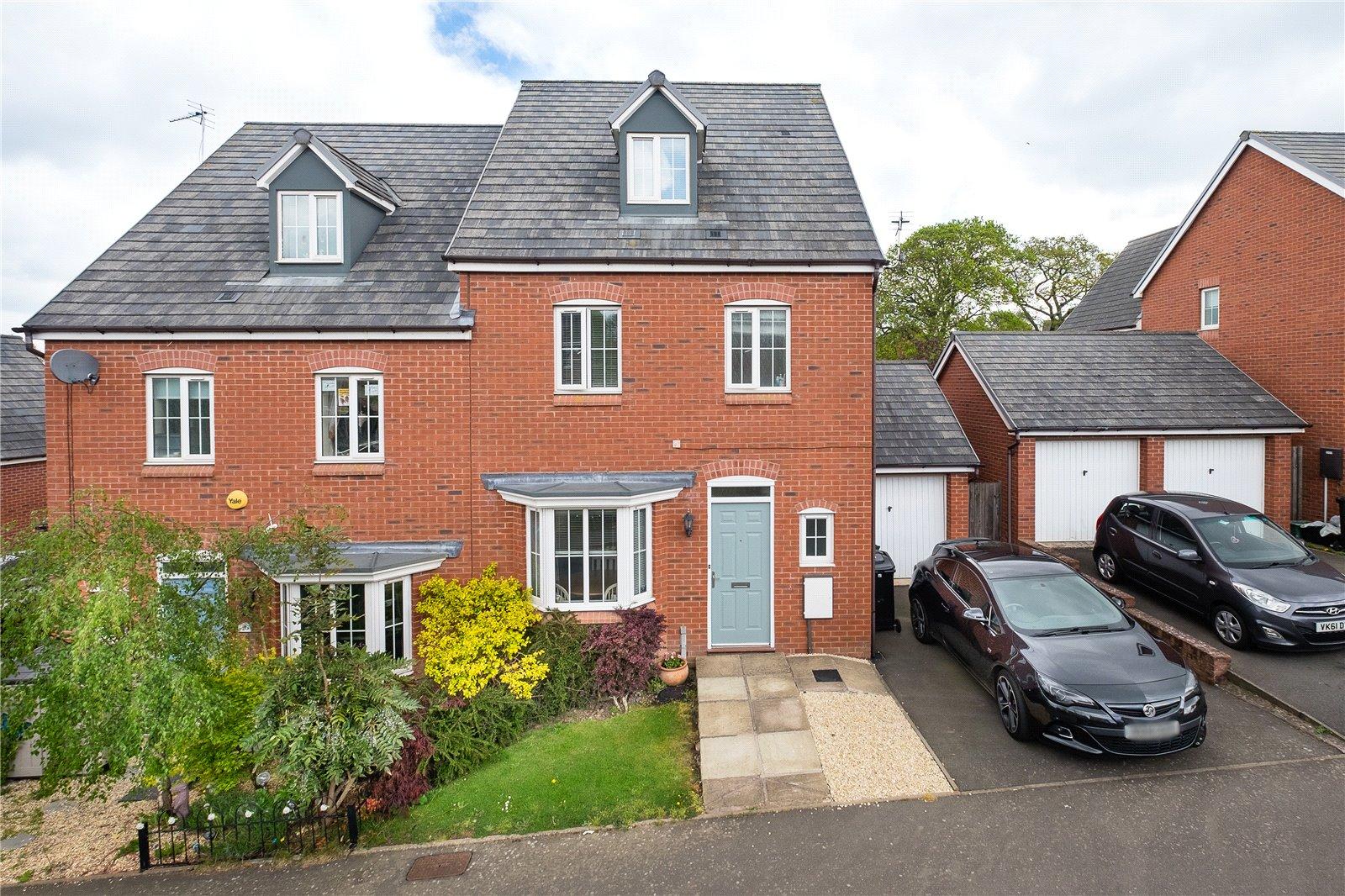 19 Catherton Road, Cleobury Mortimer, Kidderminster, Shropshire, DY14