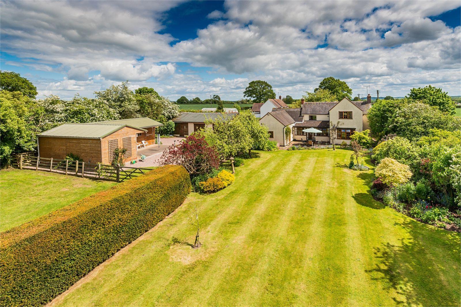 The Grange, Ashfields, Hinstock, Shropshire, TF9
