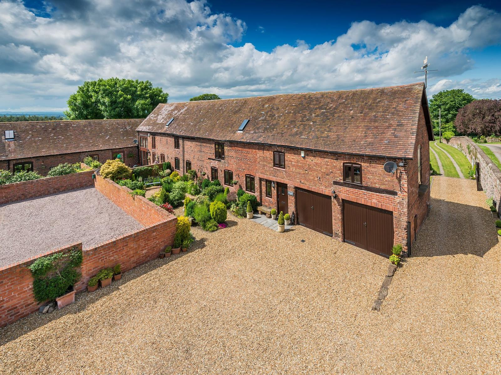 New Lodge Barn, Lodge Road, Lilleshall, Shropshire, TF2