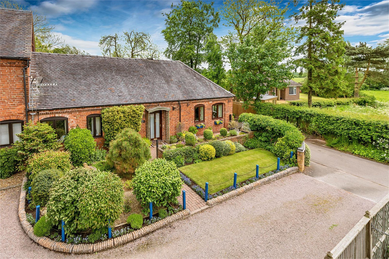 Lysander Cottage, Eaton Grange Barns, Eaton-Upon-Tern, Market Drayton, Shropshire, TF9