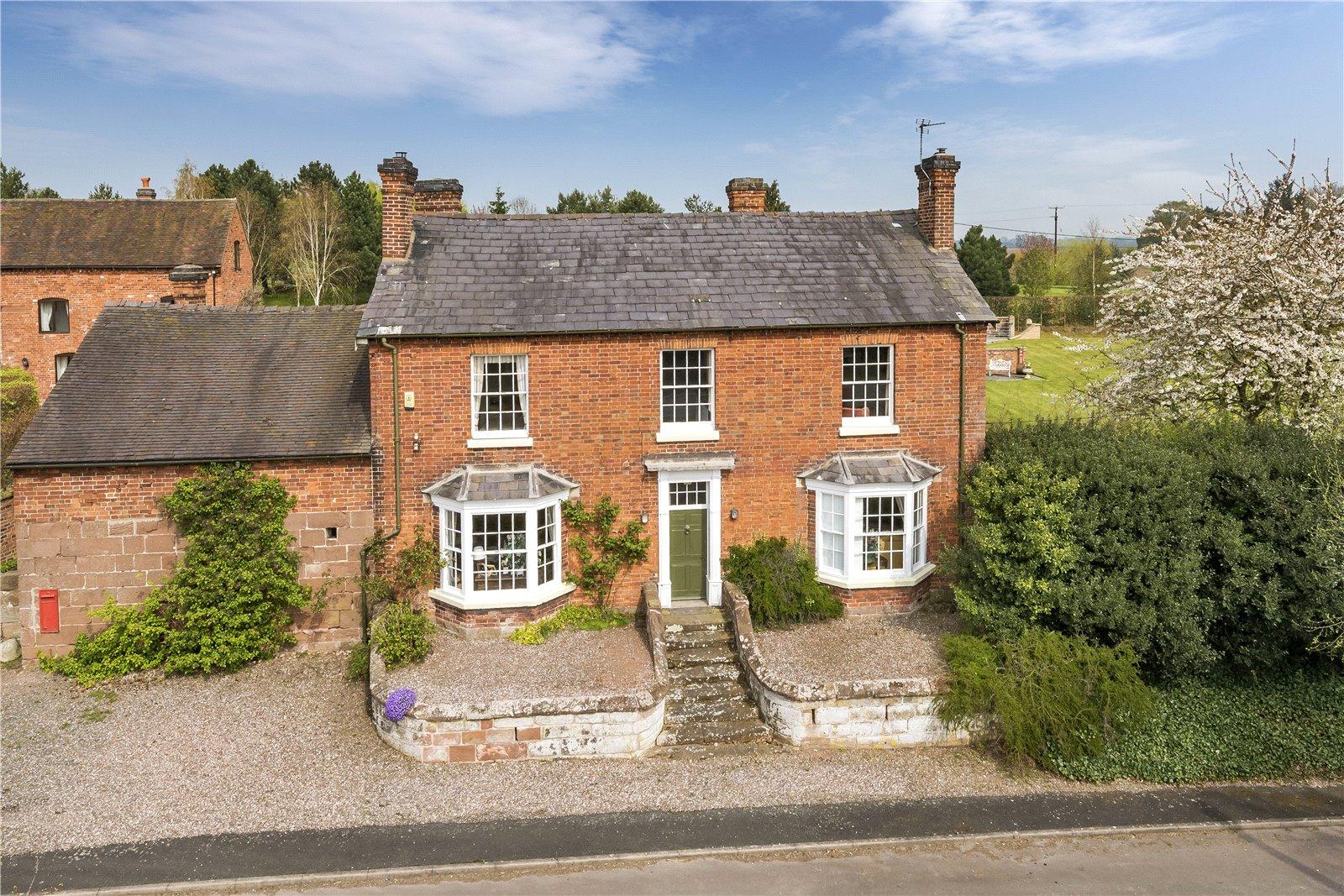 The Manor, Standford Bridge, Chester Road, Newport, Shropshire, TF10