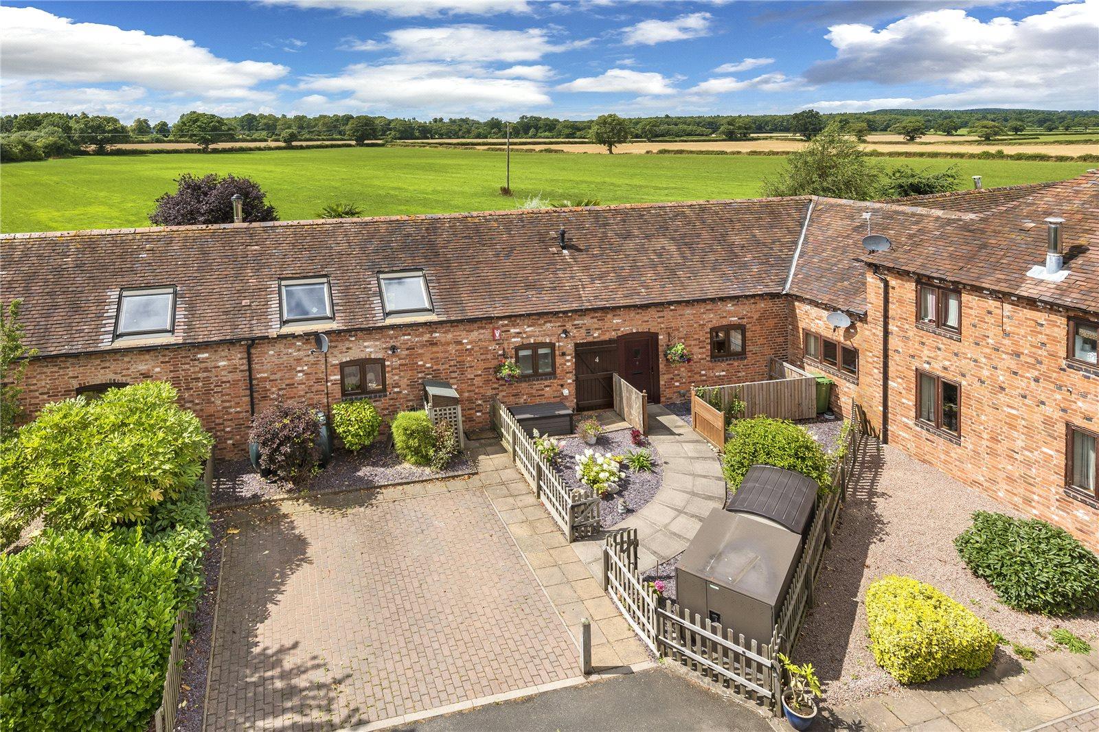 Sycamore Cottage, 4 Beighterton Farm Barns, Weston-under-Lizard, Shifnal, Staffordshire, TF11