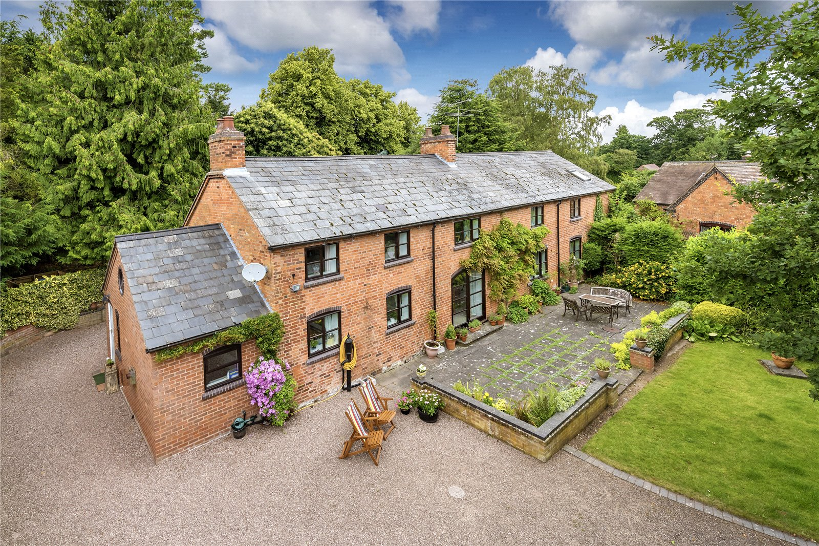 Old Coach House, Blymhill, Shifnal, Shropshire, TF11