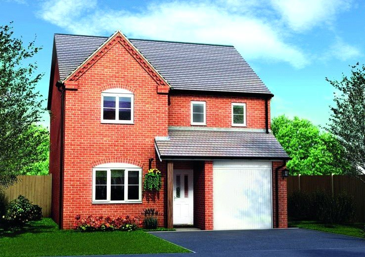 Plot 19, Tibberton Fields, Tibberton, Newport, TF10