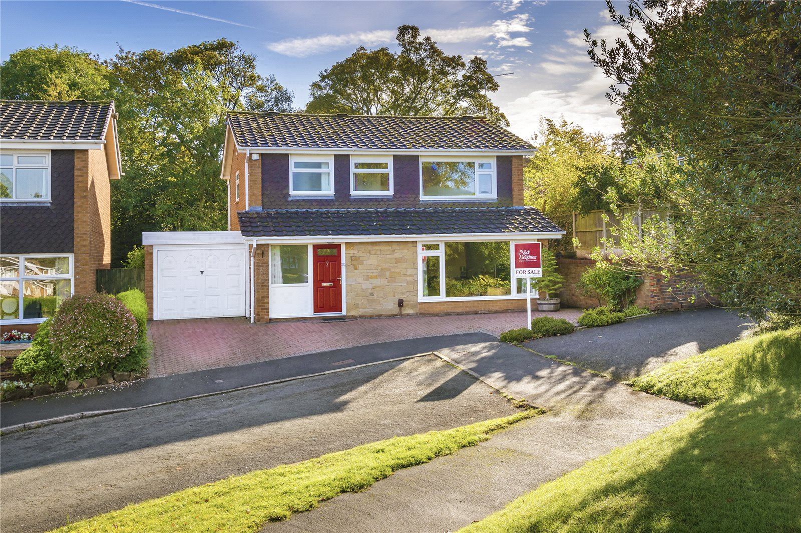 7 Highfield, Church Aston, Newport, Shropshire, TF10
