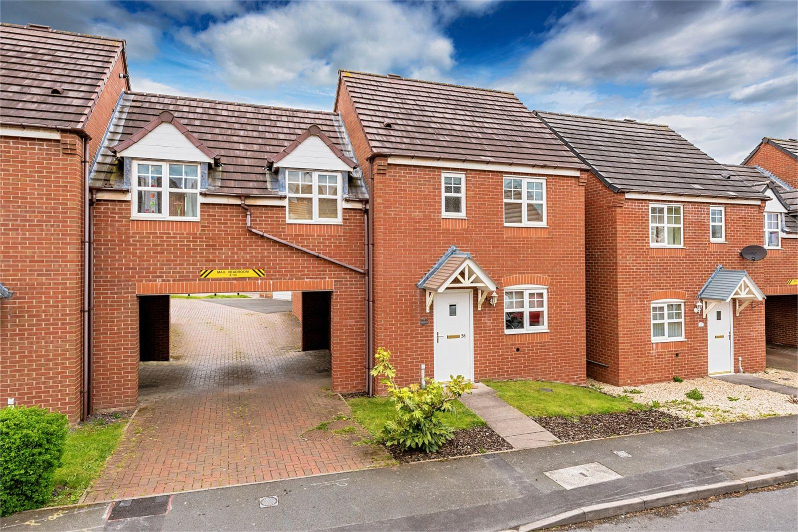 3 Bedrooms Semi Detached House for sale in 38 Marlborough Road, Hadley, Telford, Shropshire, TF1