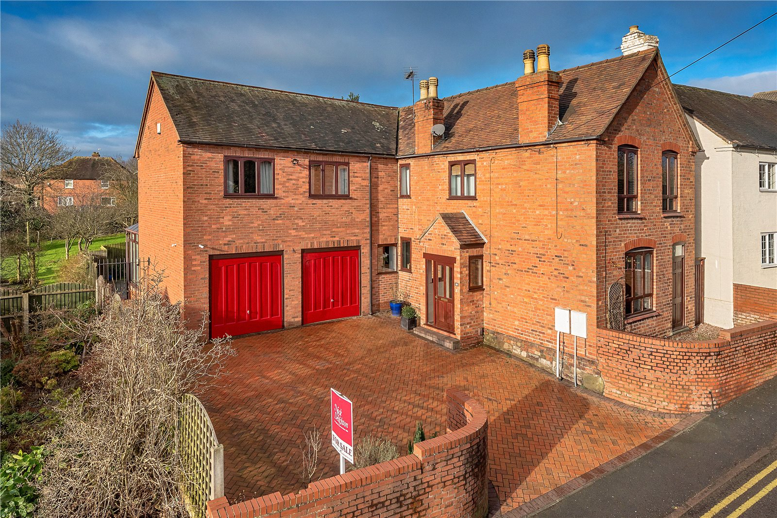4 Bedrooms Detached House for sale in 10 New Street, Dawley, Telford, TF4