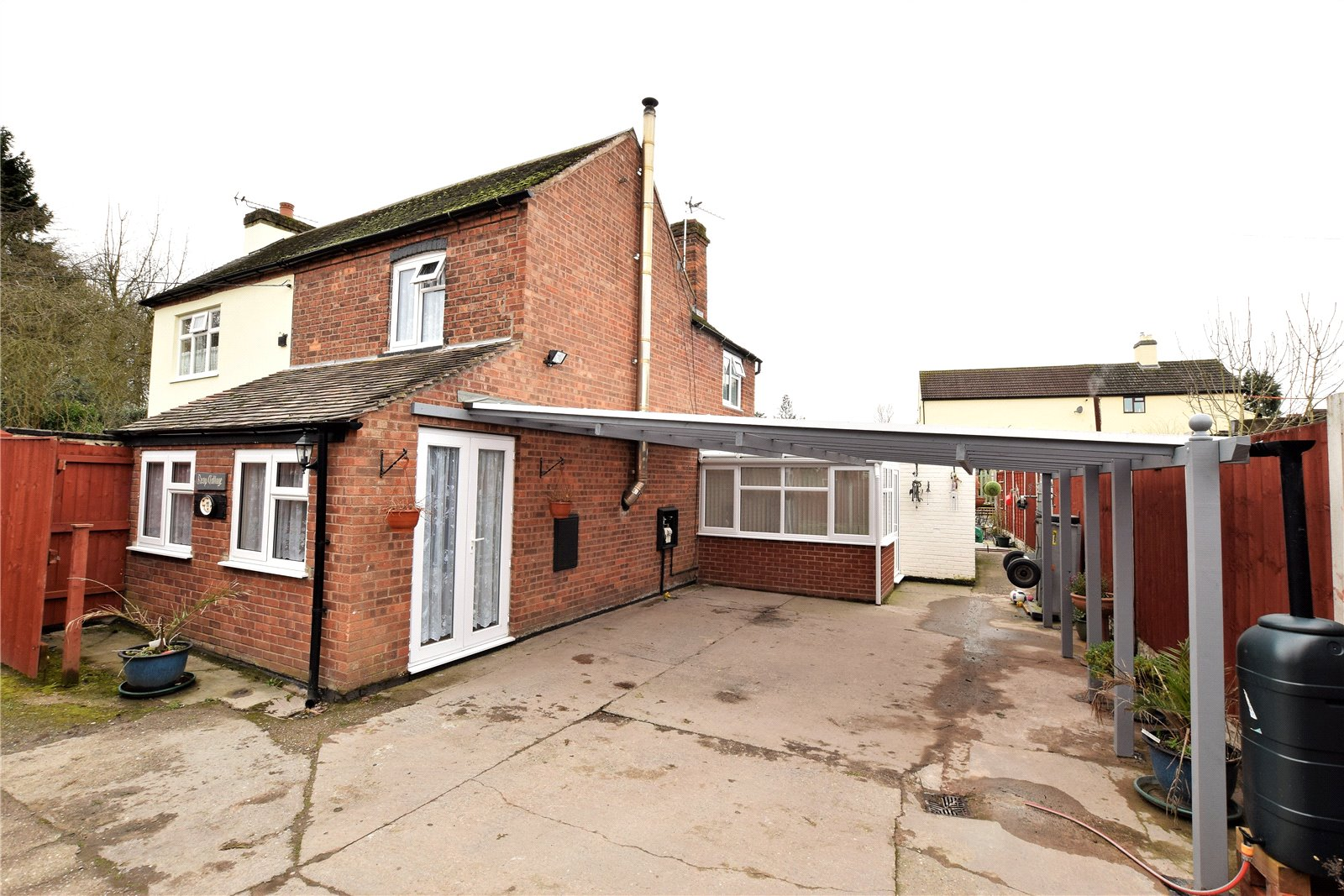Reay Cottage, 11 Brandlee, Dawley, Telford, TF4