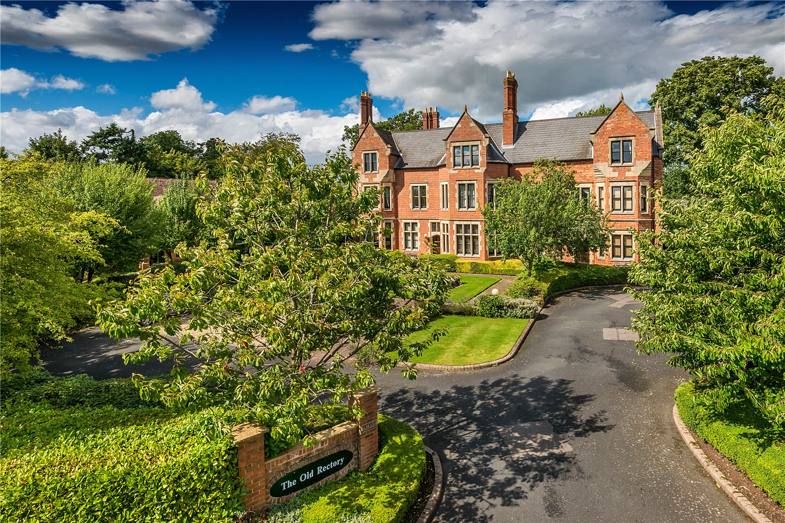 7 The Old Rectory, Rectory Drive, Weston-under-Lizard, Shifnal, TF11
