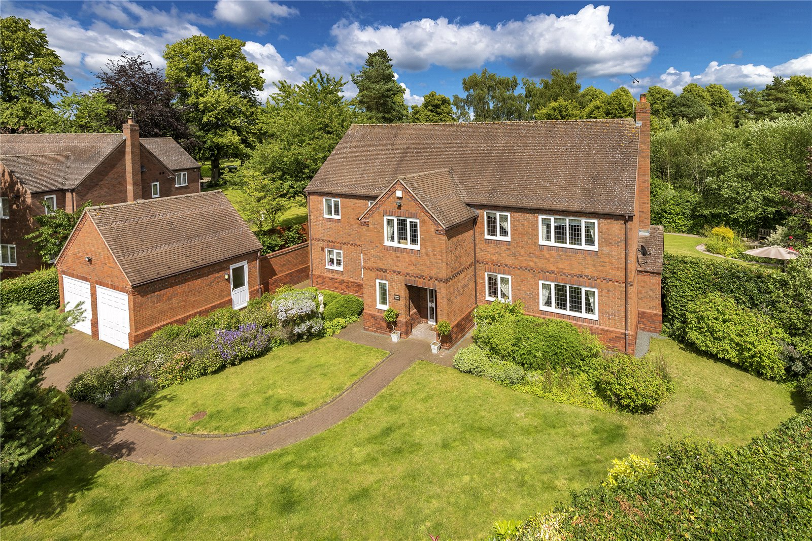 Heather House, 2 Ryton Park, Ryton, Shifnal, Shropshire, TF11