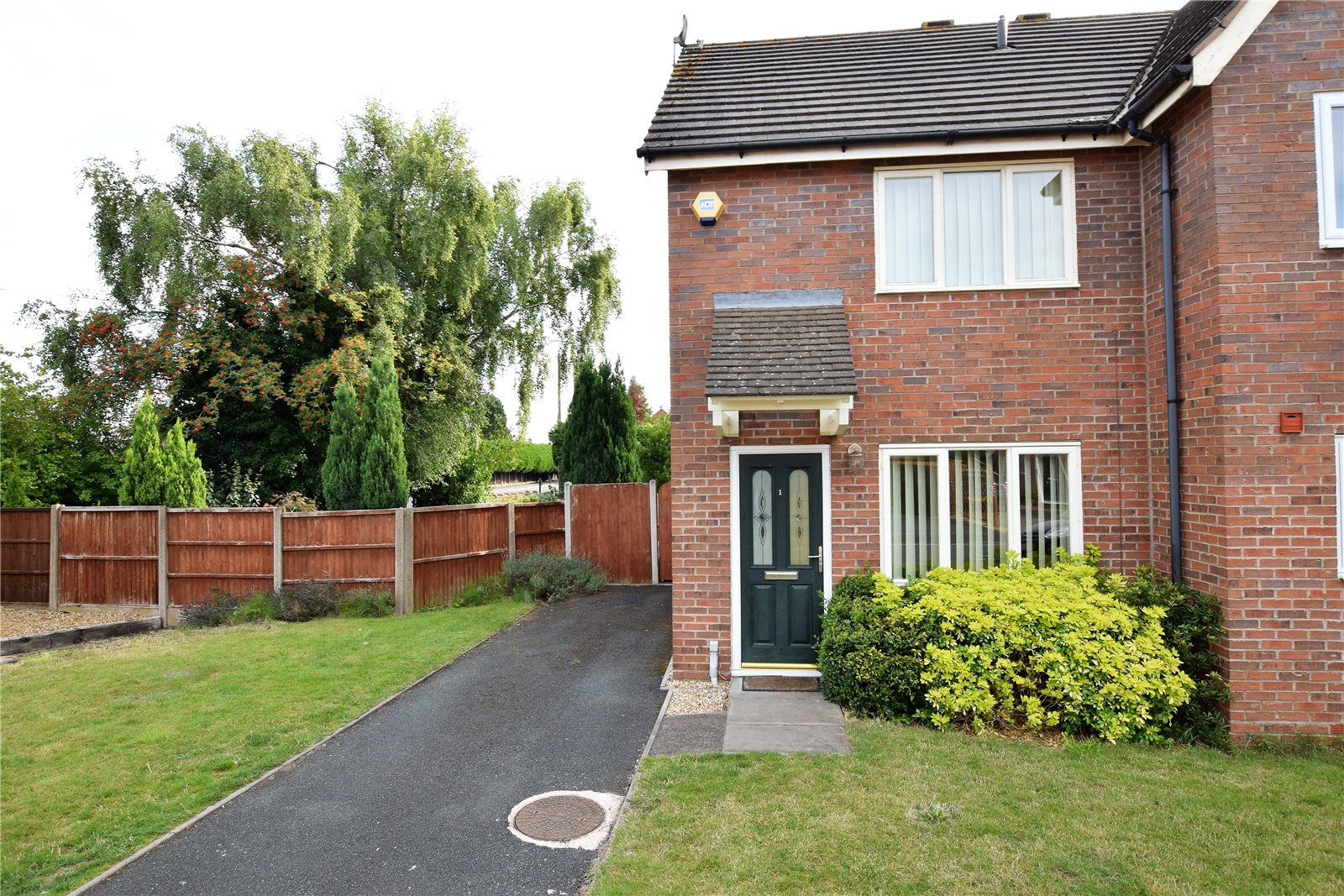 1 The Sutherlands, Muxton, Telford, Shropshire, TF2