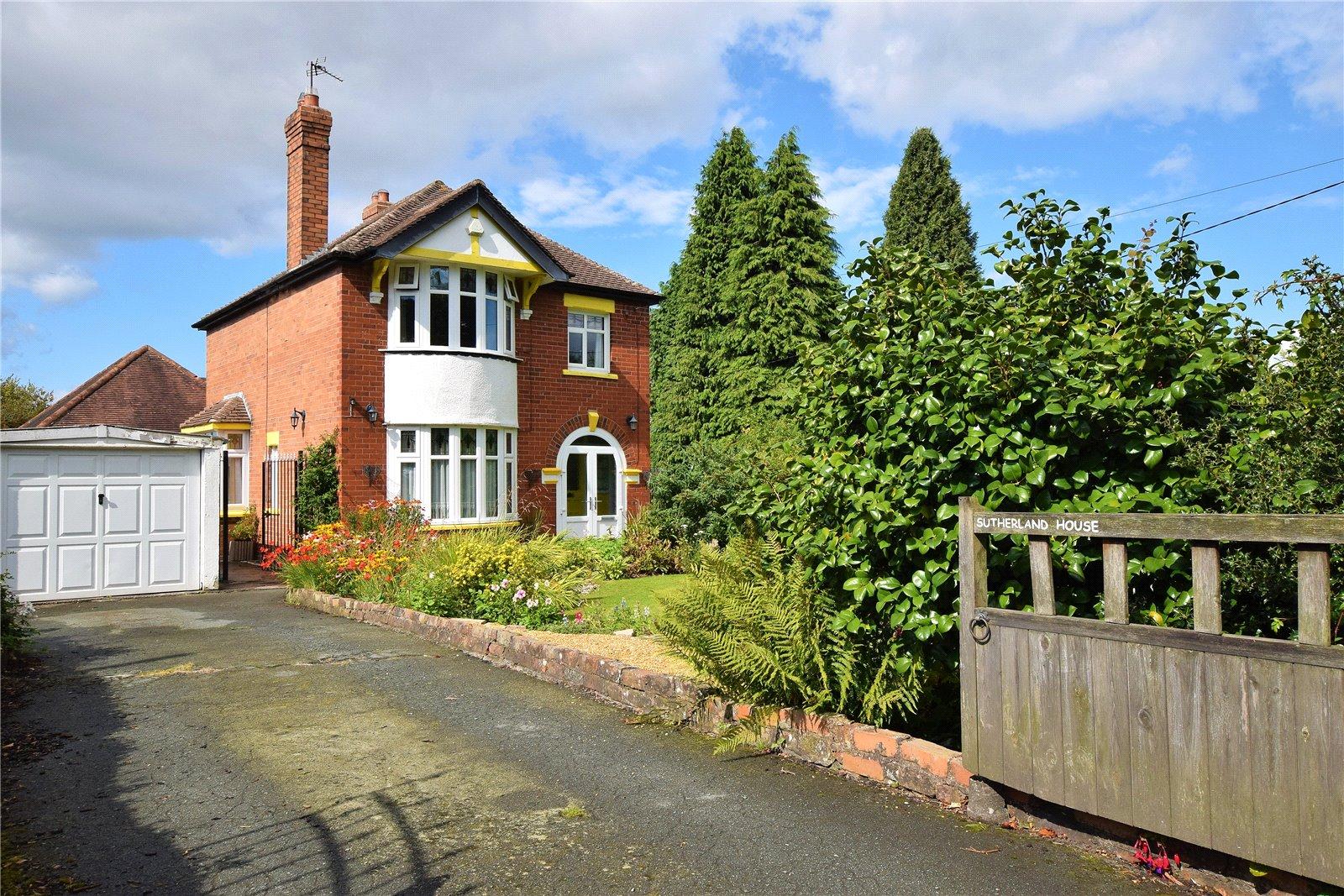 Sutherland House, Station Fields, Oakengates, Telford, Shropshire, TF2