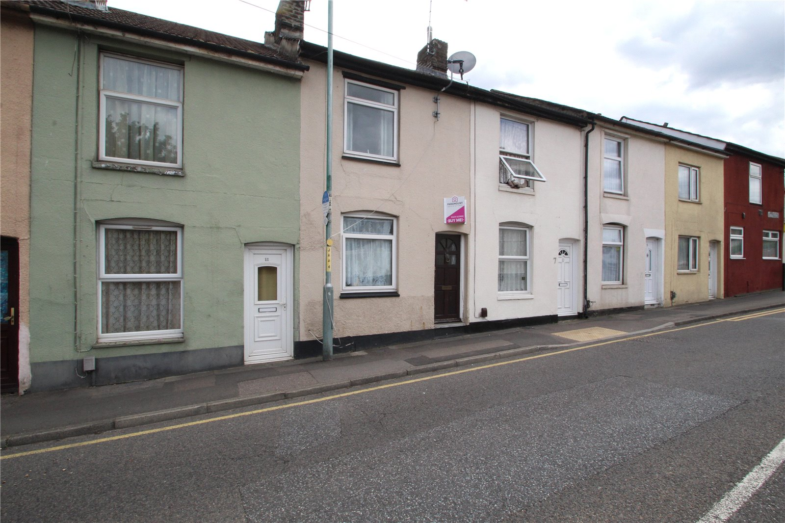 James Street, Gillingham
