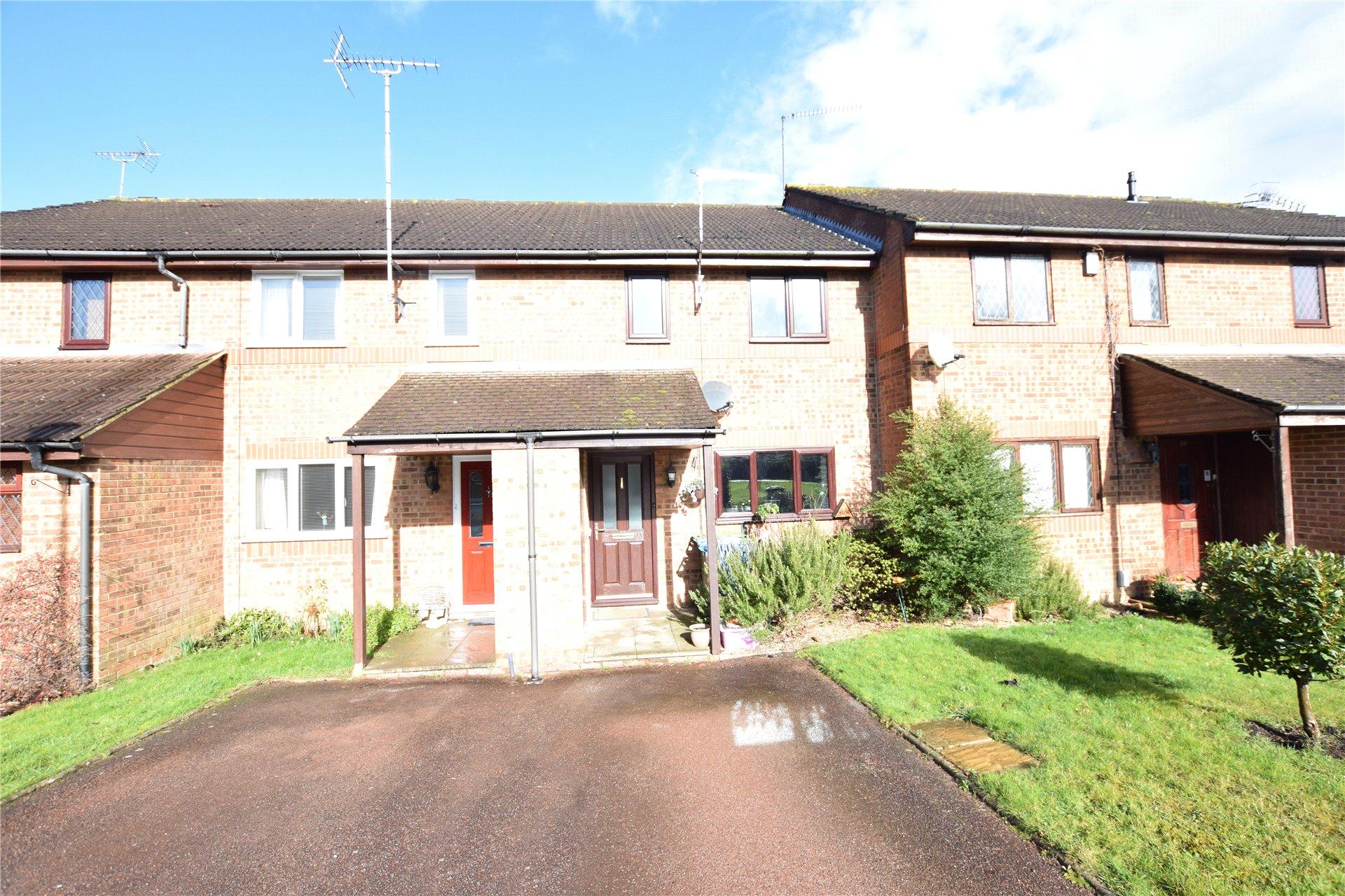3 Bedrooms Terraced House for sale in Chesterblade Lane, Bracknell, Berkshire, RG12