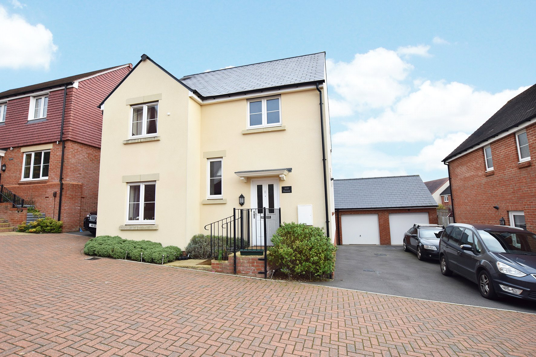 4 Bedrooms Detached House for sale in Spoonbill Rise, Bracknell, Berkshire, RG12