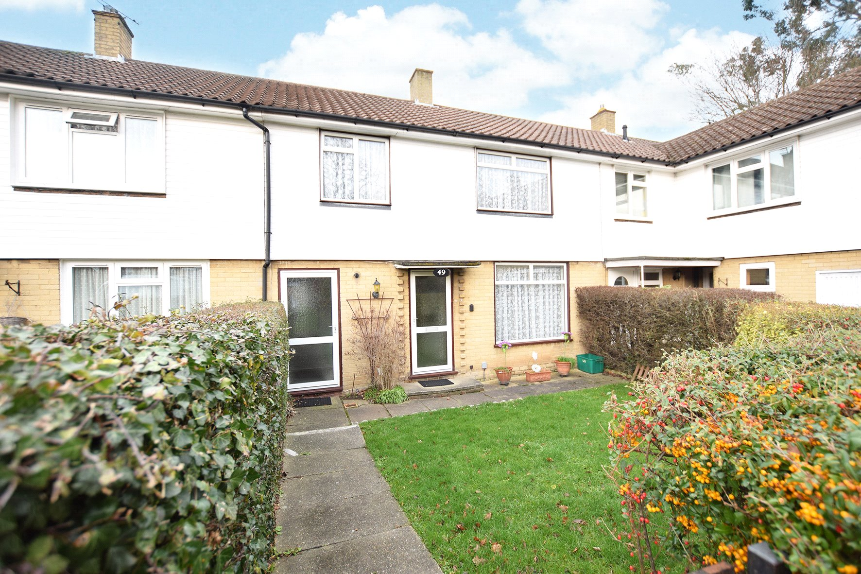 3 Bedrooms Terraced House for sale in Agar Crescent, Bracknell, Berkshire, RG42
