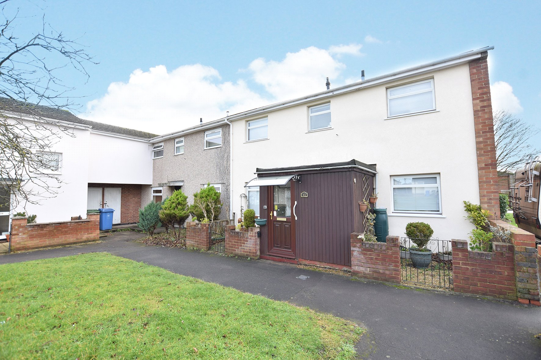 3 Bedrooms End Of Terrace House for sale in Ashbourne, Bracknell, Berkshire, RG12