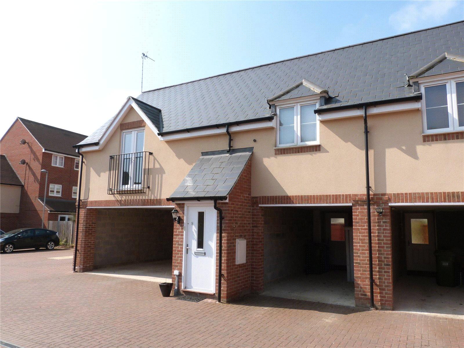2 Bedrooms Maisonette Flat for sale in Blackcap Lane, Bracknell, Berkshire, RG12