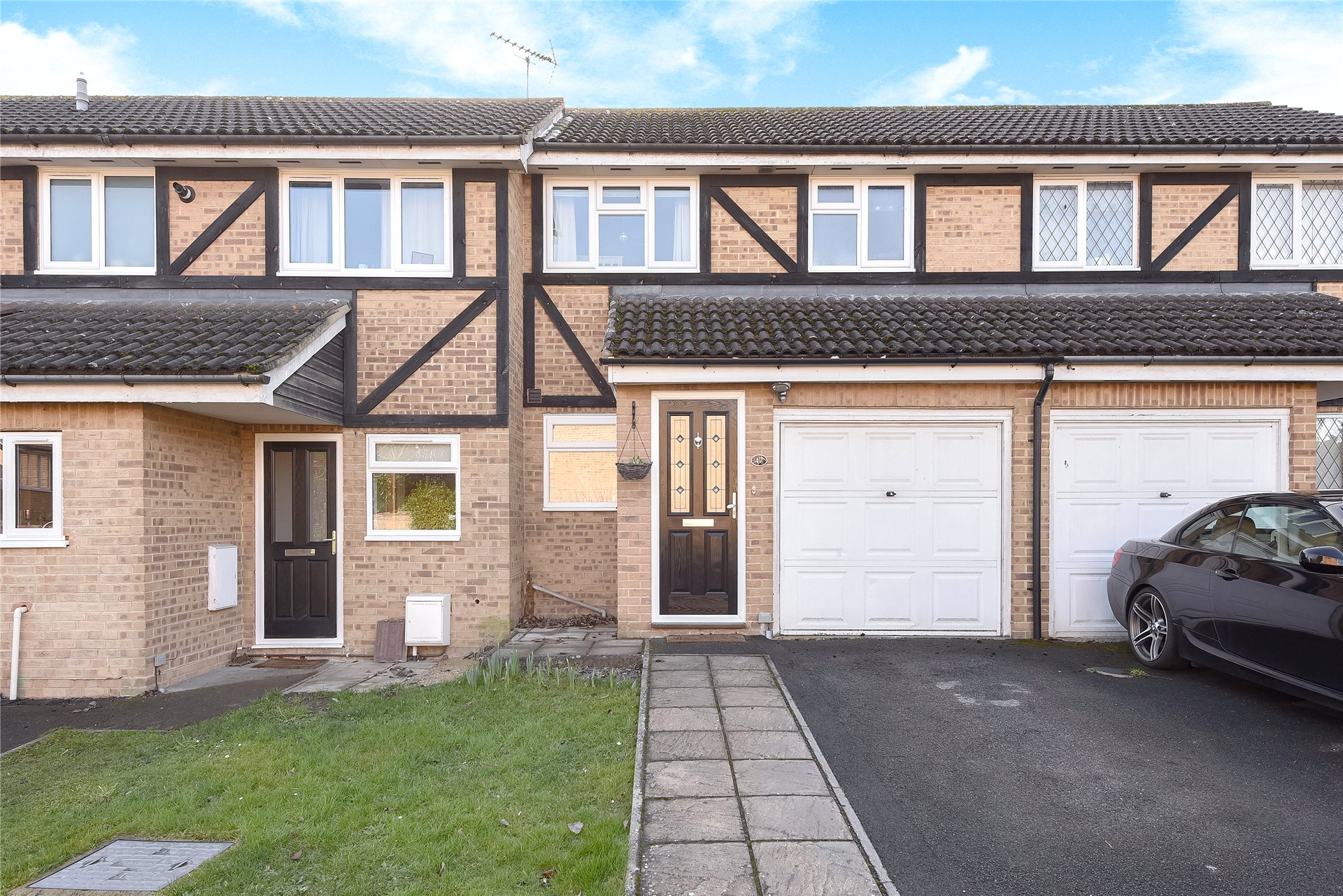 2 Bedrooms Terraced House for sale in Challis Place, Bracknell, Berkshire, RG42