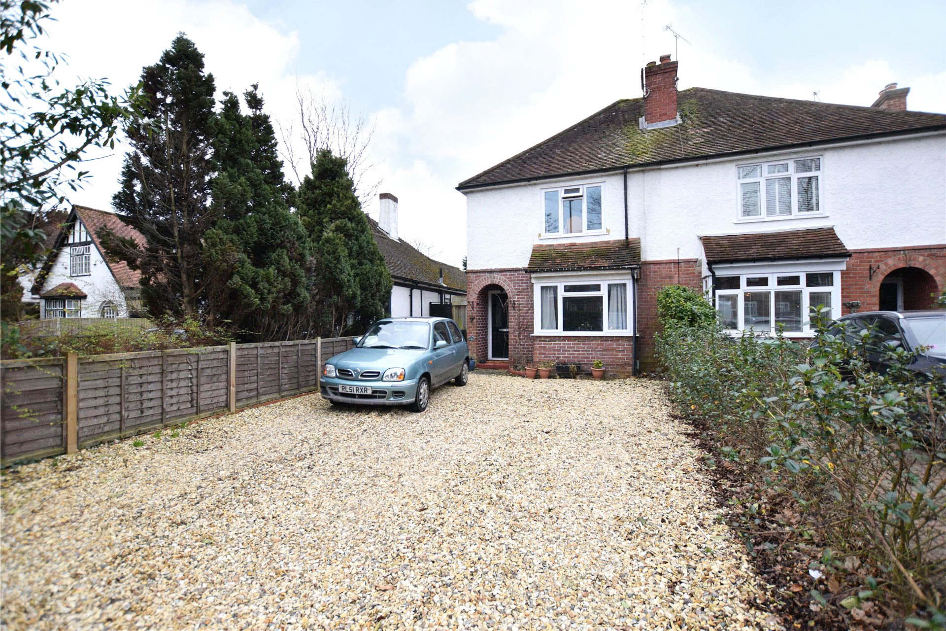 3 Bedrooms House for sale in Frimley Road, Camberley, Surrey, GU15