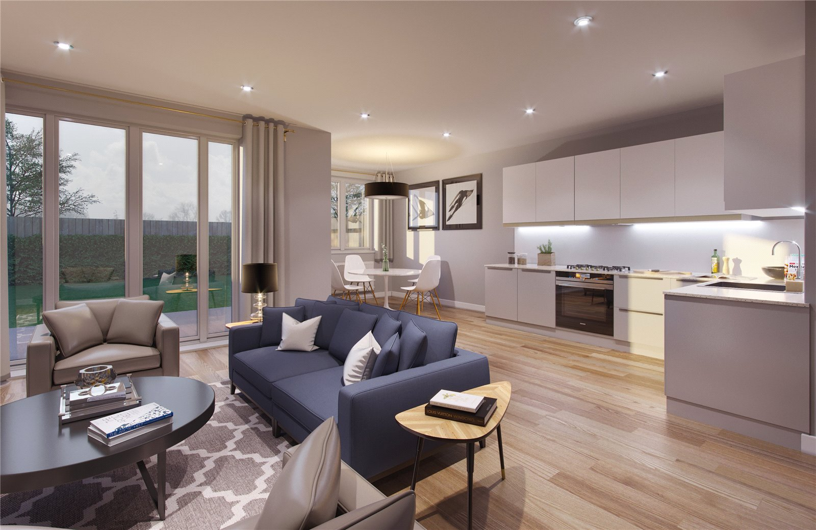 2 Bedrooms Apartment Flat for sale in Frimley Road, Camberley, Surrey, GU15
