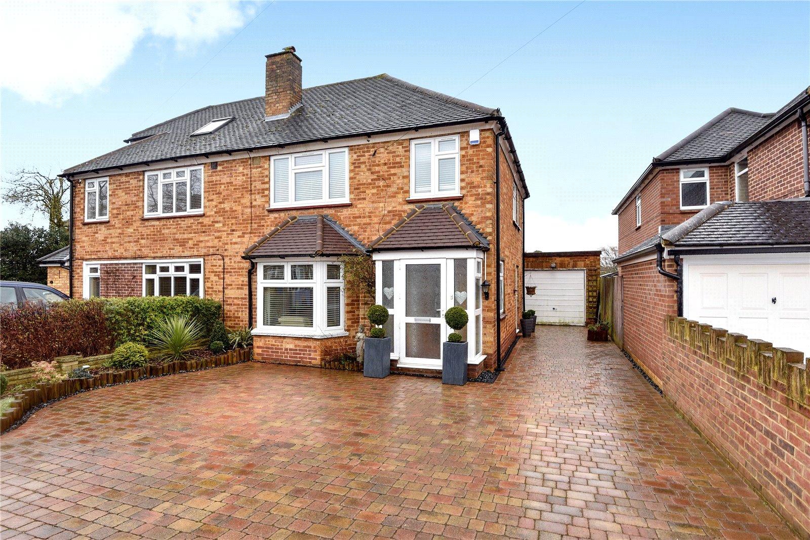 3 Bedrooms Semi Detached House for sale in Headington Road, Maidenhead, Berkshire, SL6