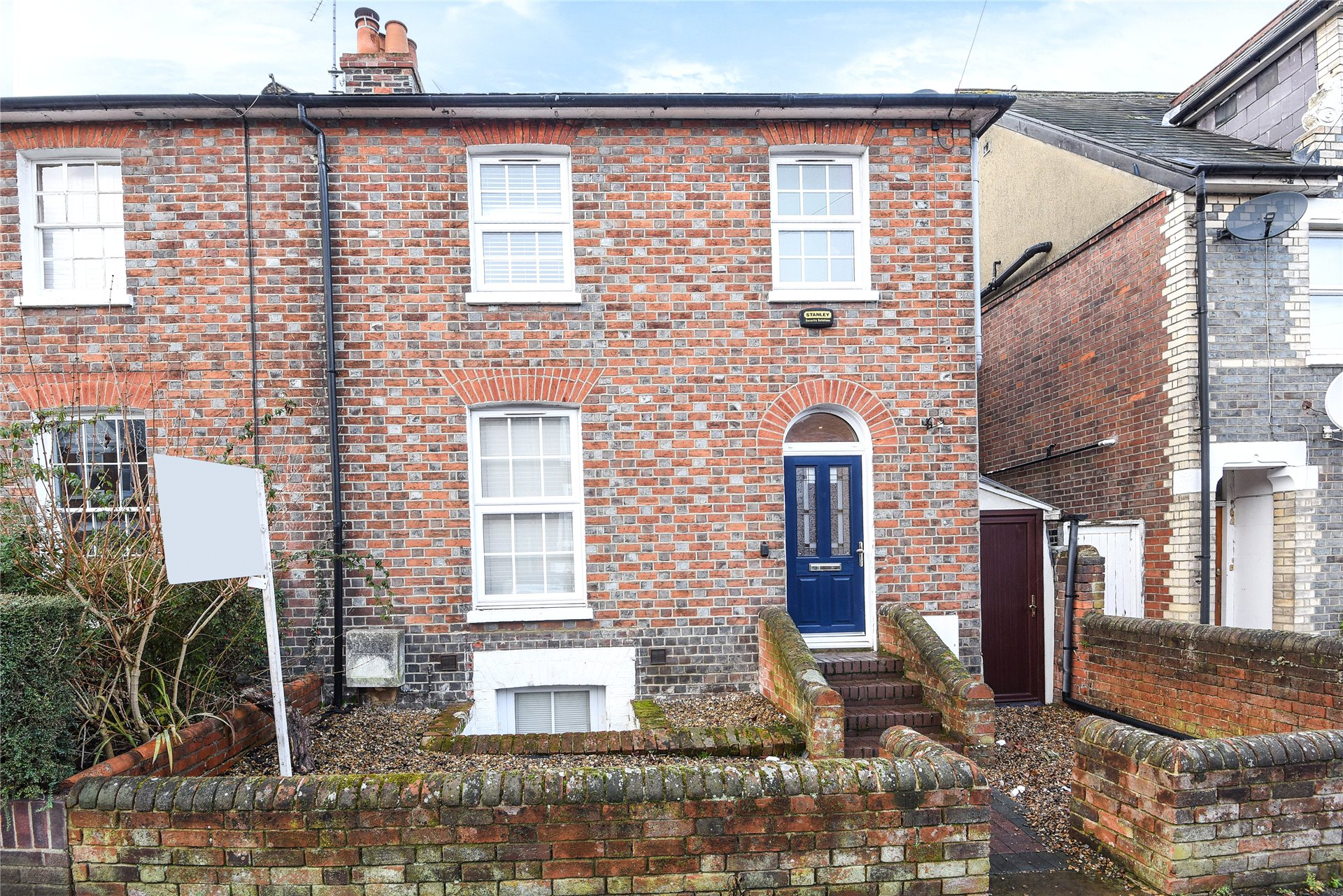 4 Bedrooms Semi Detached House for sale in Argyle Street, Reading, Berkshire, RG1