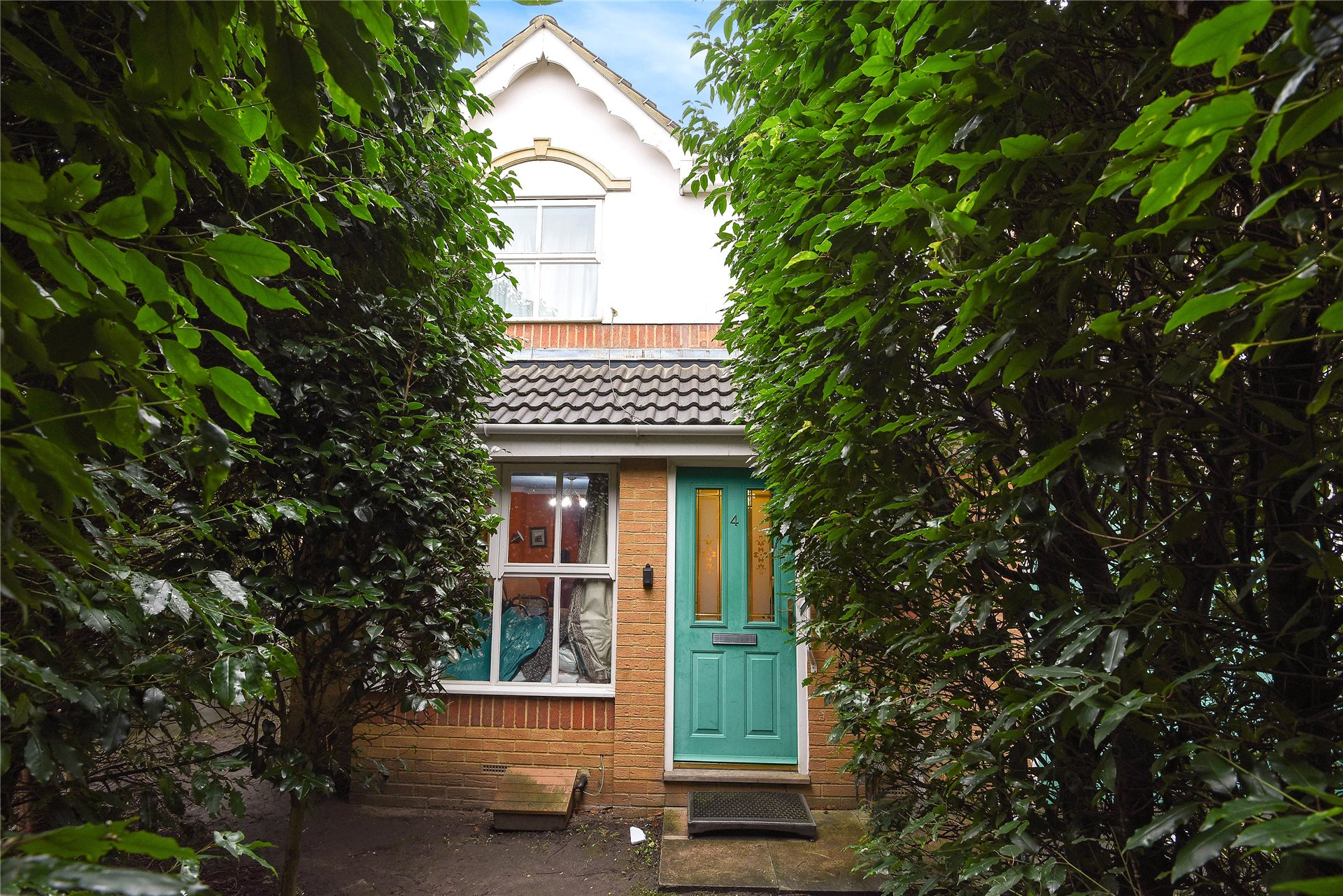 3 Bedrooms Link Detached House for sale in Denbeigh Place, Reading, Berkshire, RG1