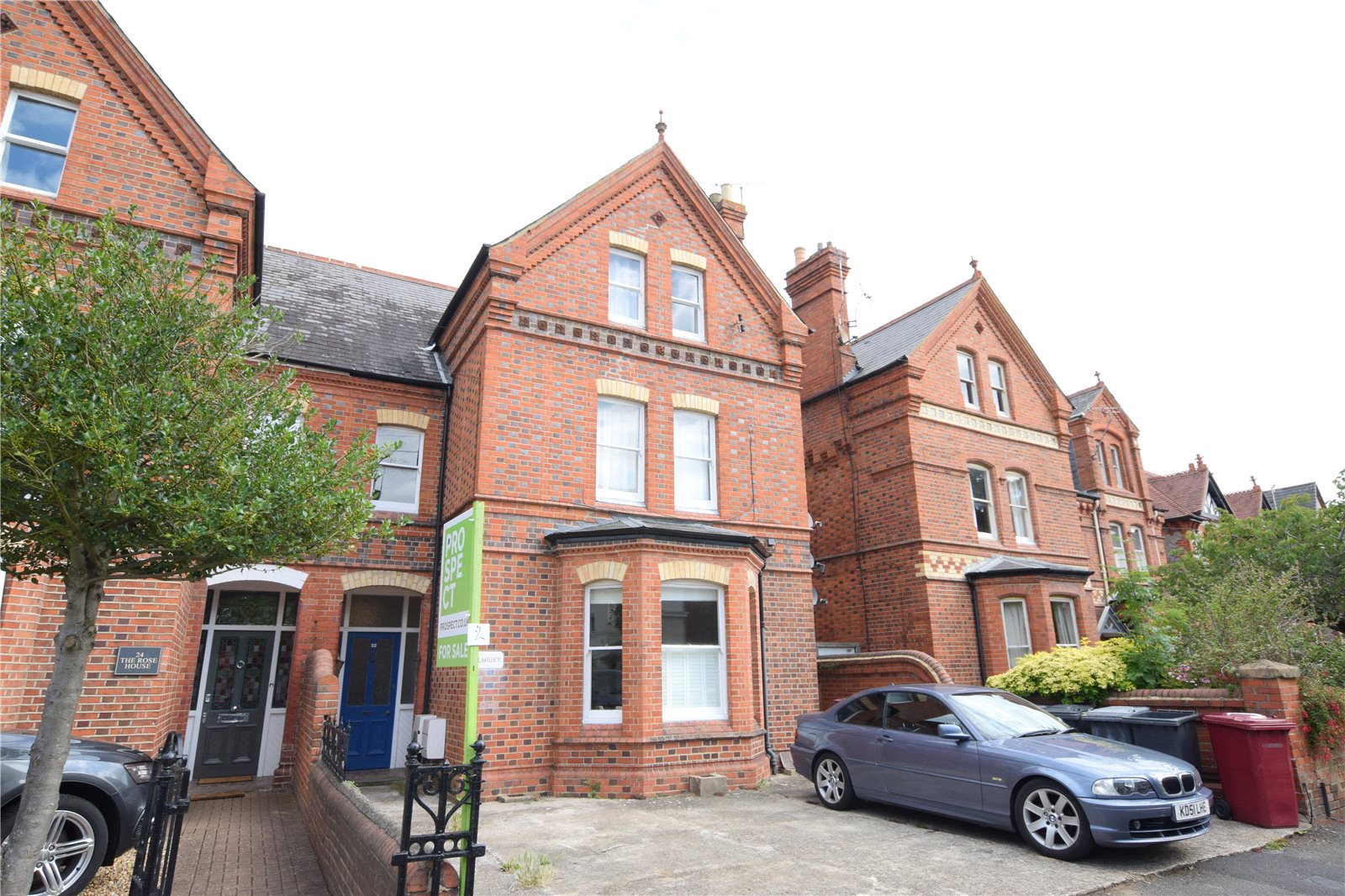1 Bedroom Apartment Flat for sale in Castle Crescent, Reading, Berkshire, RG1