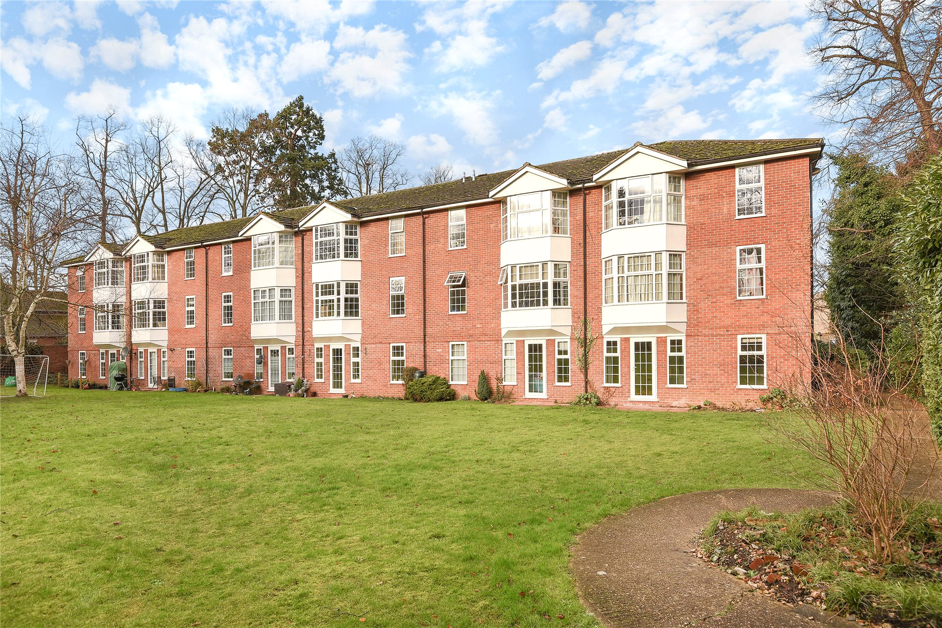 2 Bedrooms Apartment Flat for sale in Armadale Court, Westcote Road, Reading, Berkshire, RG30