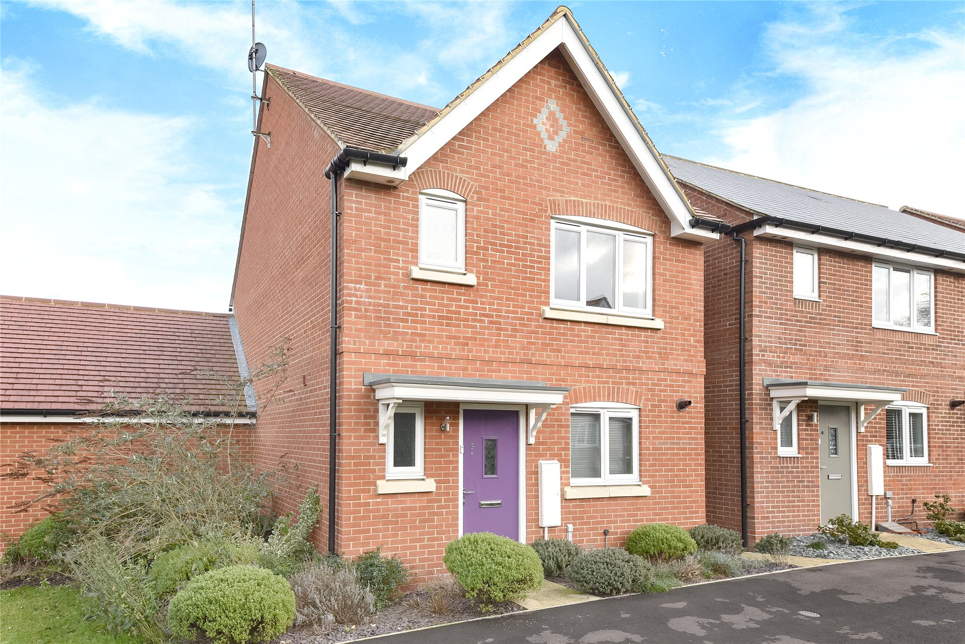 3 Bedrooms Detached House for sale in Elk Path, Three Mile Cross, Reading, Berkshire, RG7