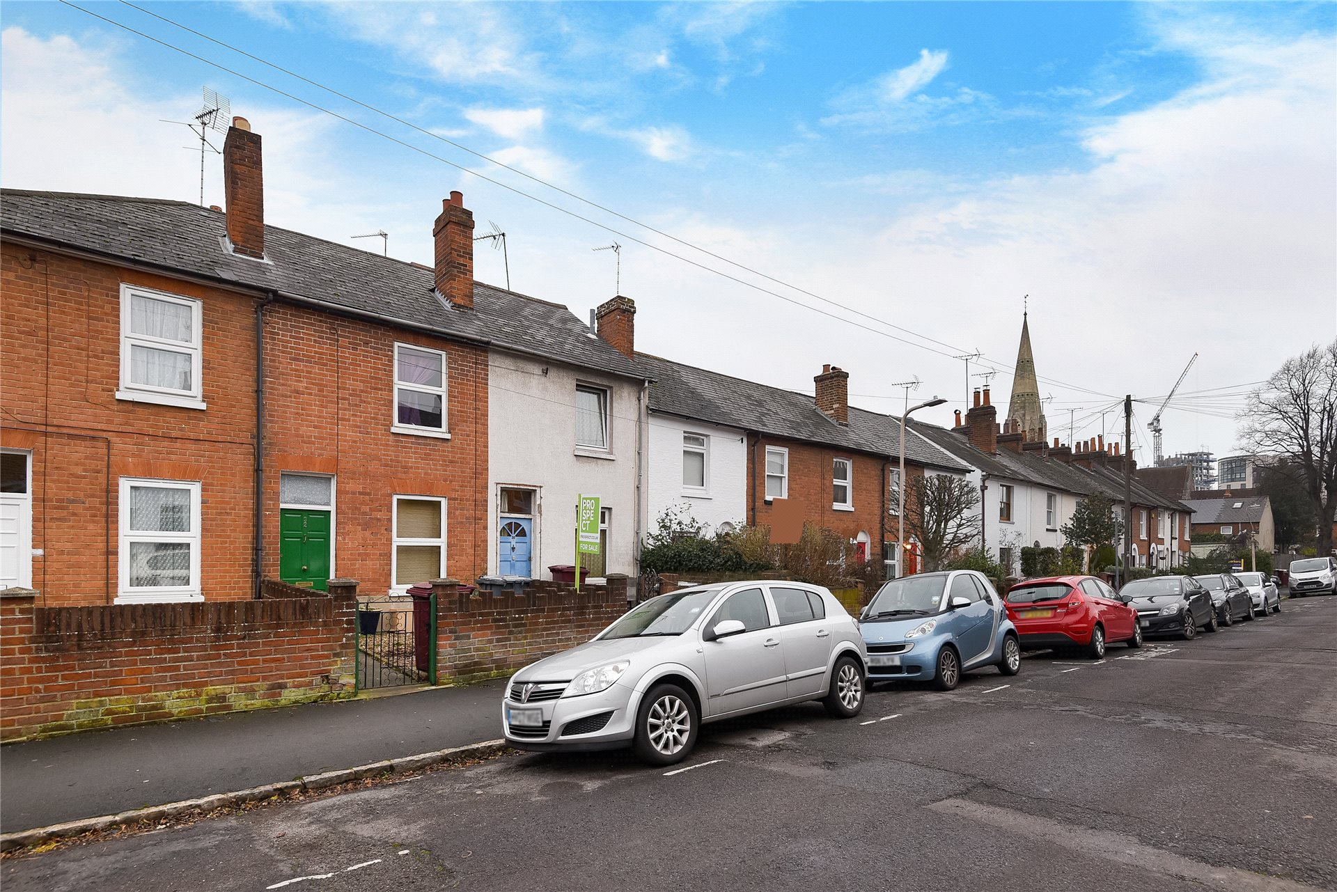 2 Bedrooms Terraced House for sale in Princes Street, Reading, Berkshire, RG1