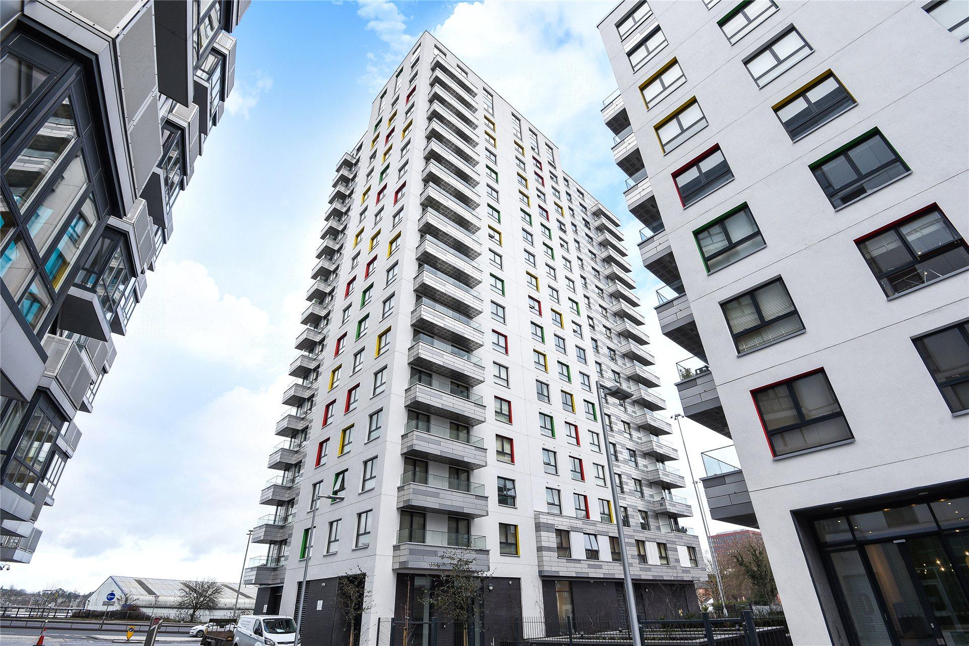 1 Bedroom Apartment Flat for sale in Hewitt, 40 Alfred Street, Reading, Berkshire, RG1