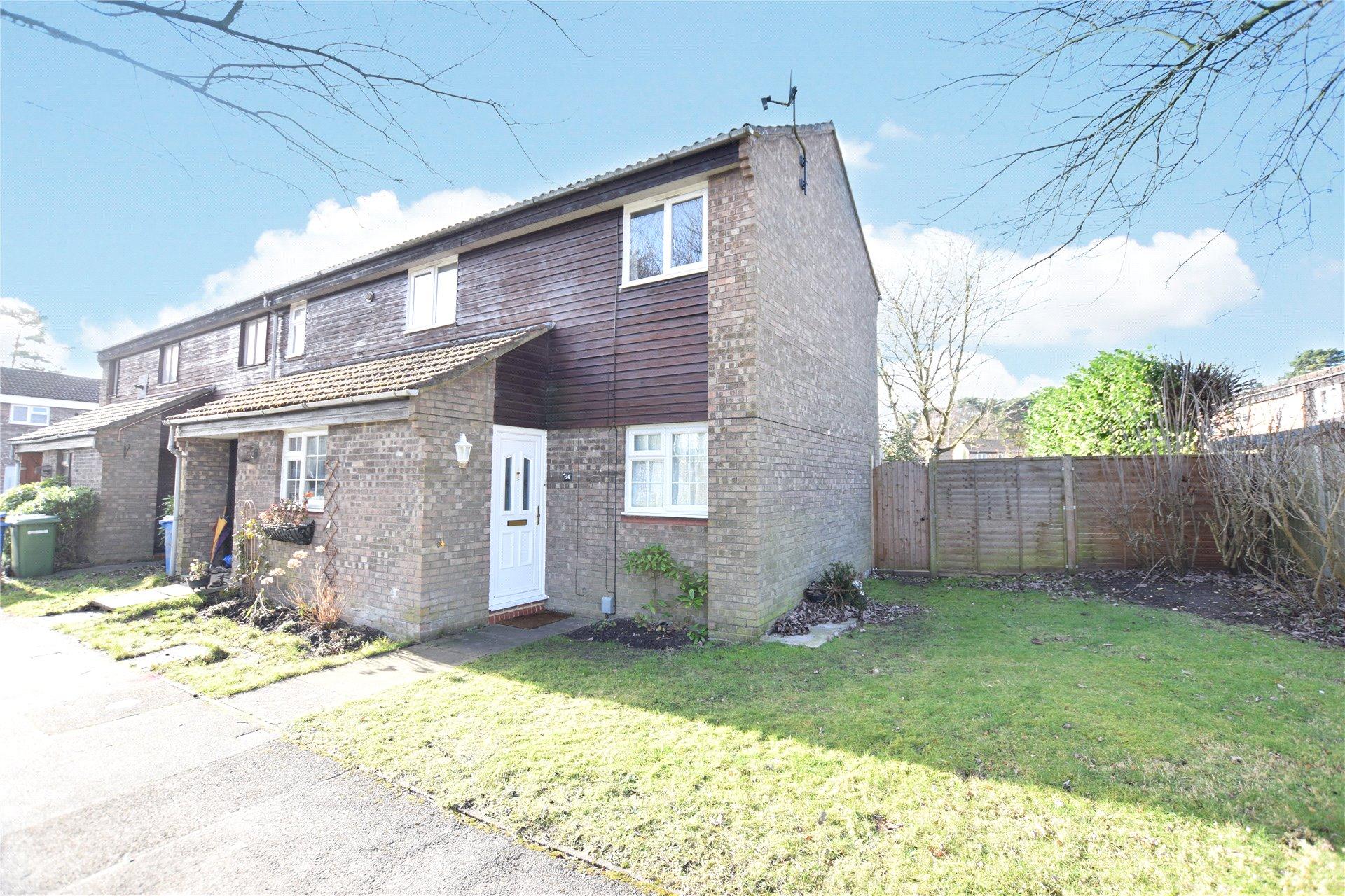 1 Bedroom Maisonette Flat for sale in Helmsdale, Bracknell, Berkshire, RG12