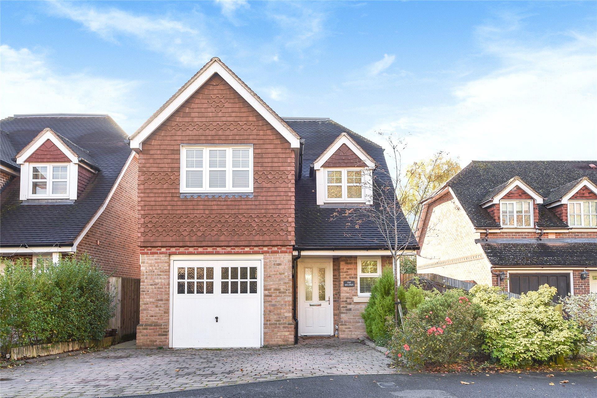 4 Bedrooms Detached House for sale in Williamson Close, Winnersh, Wokingham, Berkshire, RG41