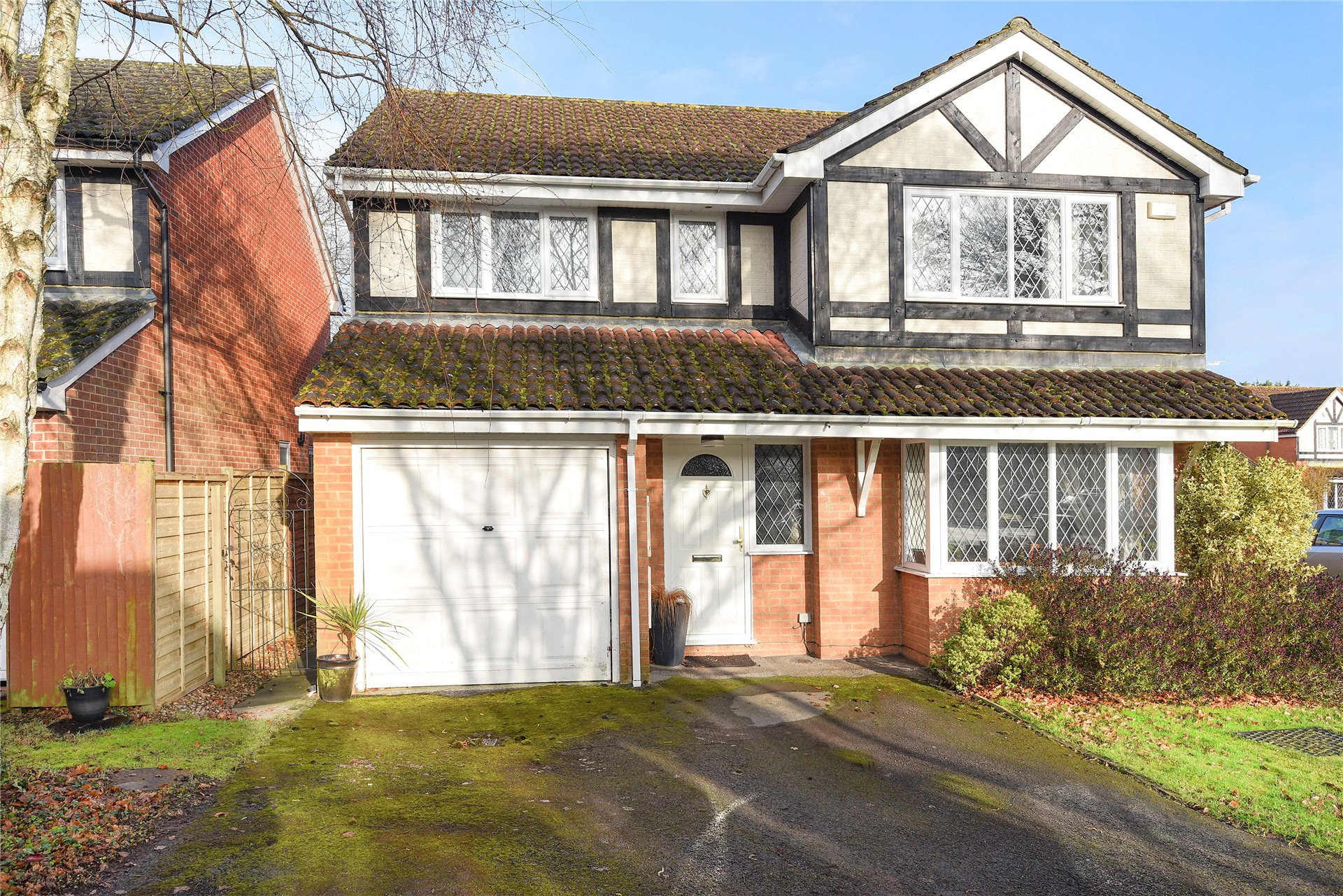 4 Bedrooms Detached House for sale in Charlton Close, Finchampstead, Wokingham, Berkshire, RG40