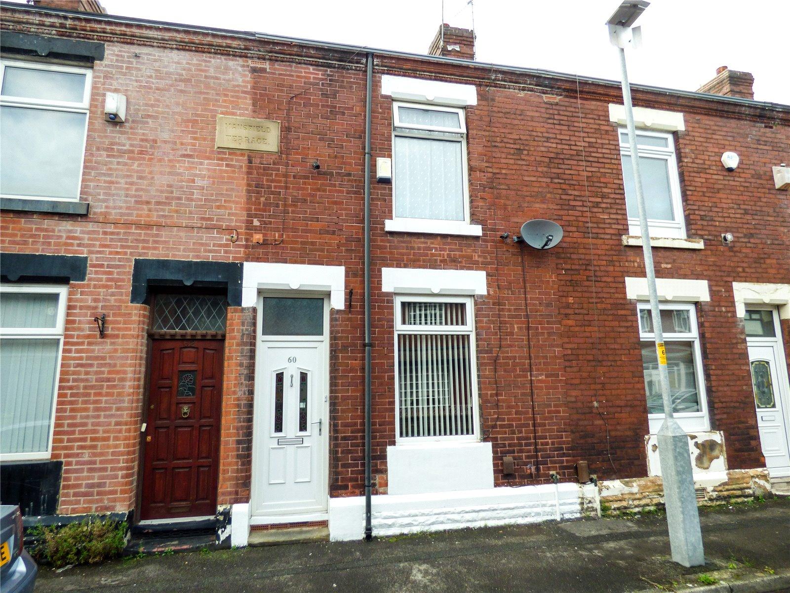 2 Bedrooms Terraced House for sale in Mansfield Street, Ashton-under-Lyne, Greater Manchester, OL7