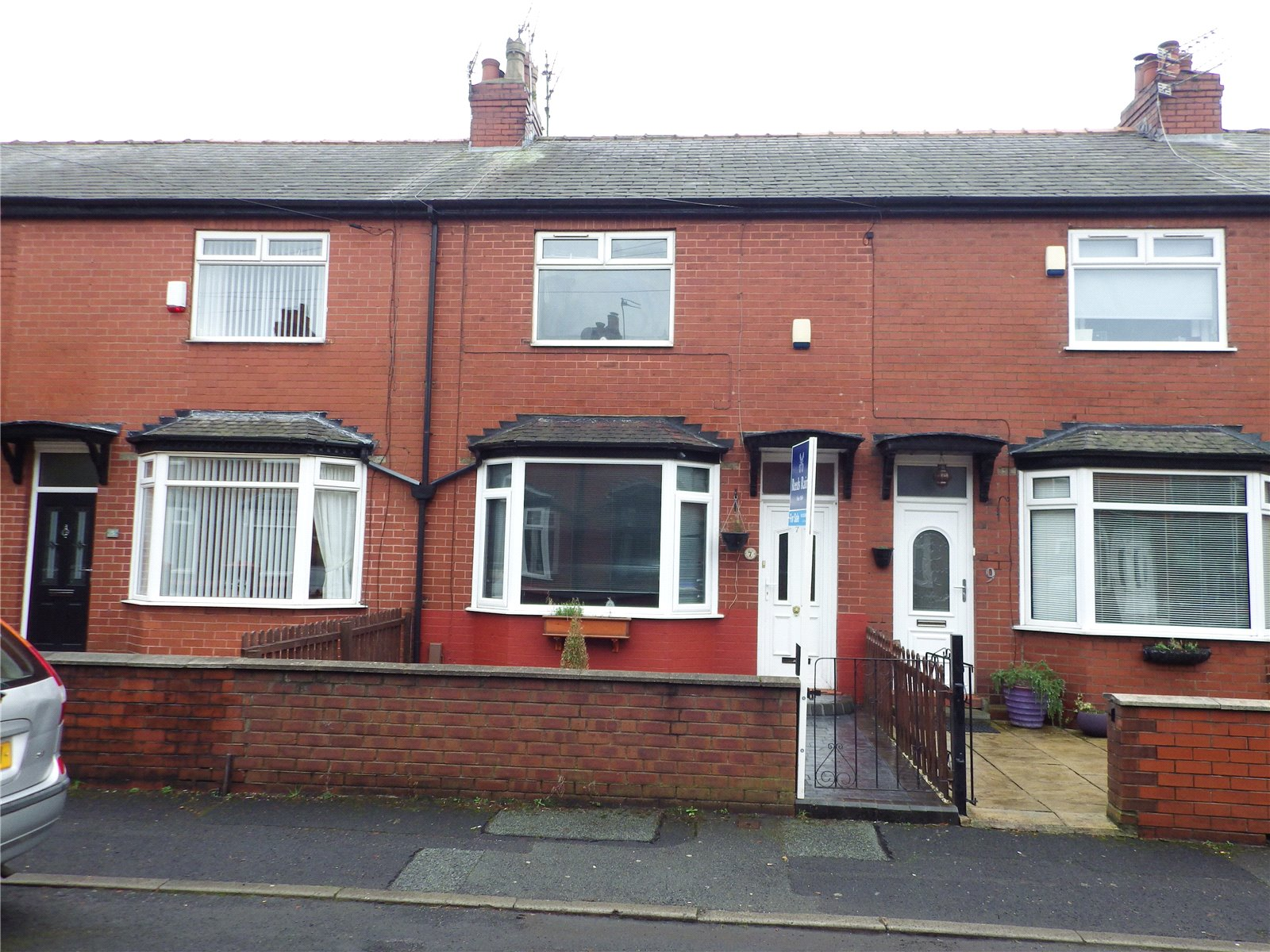 2 Bedrooms Terraced House for sale in Brookdale Avenue, Audenshaw, Manchester, Greater Manchester, M34