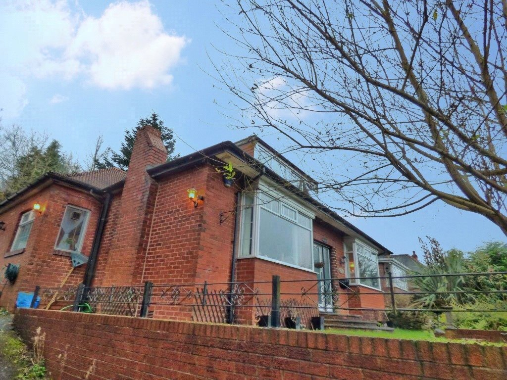 5 Bedrooms Detached Bungalow for sale in Ripponden Road, Moorside, Oldham, Greater Manchester, OL4
